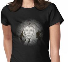 passage Womens Fitted T-Shirt