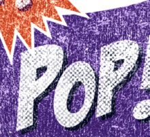 Pop POP! Sticker