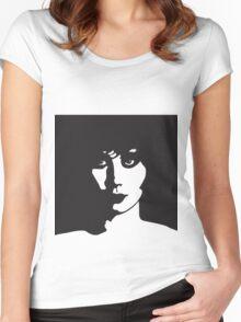 Karen Tee Women's Fitted Scoop T-Shirt