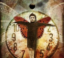 Time Flies By... by Anji Johnston