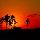 """CHERRY SUNSET"" - Mozambique --  MOSAMBIEKMOSAMBIEK by Magriet Meintjes"
