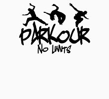 Parkour - No Limits Unisex T-Shirt