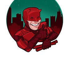Your Friendly Neighborhood Vigilante by JohntheMurray