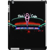 Flo's V8 Cafe iPad Case/Skin