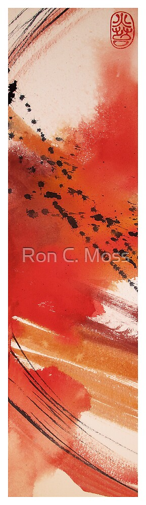 RED WAVE by Ron C. Moss