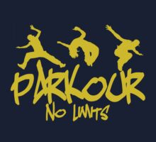 Parkour - No Limits One Piece - Long Sleeve