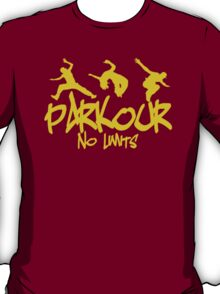 Parkour - No Limits T-Shirt