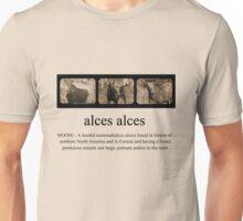 alces alces Unisex T-Shirt