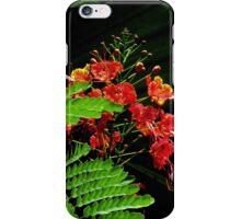Festive Flowers iPhone Case/Skin