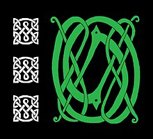 Celtic Knot Creatures by WaywardMuse