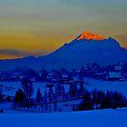 Twilight at Murzasichle... by Graeme Skinns