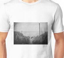 I Wonder If I Ever Cross Your Mind? (mono) Unisex T-Shirt