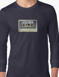 ROAD TRIP CASSETTE Long Sleeve T-Shirt