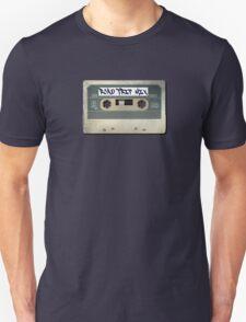 ROAD TRIP CASSETTE Unisex T-Shirt