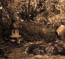 Heiwana Shunkan Zen Garden by willothewispent