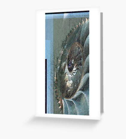 Beach Collage Greeting Card