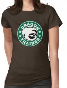 Dragon trainer Womens Fitted T-Shirt