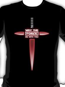 Cross Hilt Saber T-Shirt