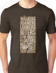 The Walking... Unisex T-Shirt