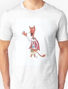 X-ray cat Unisex T-Shirt