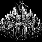 Chandelier by Mark J Kopczewski