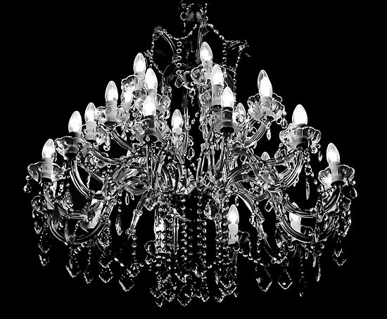 Chandelier by Mark Kopczewski