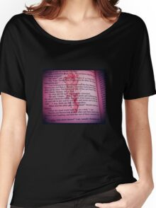 American Psycho - Bret Eason Ellis Women's Relaxed Fit T-Shirt