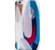 invisible circle iPhone Case/Skin