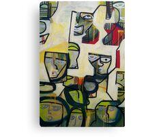 Bourke St 2am Canvas Print