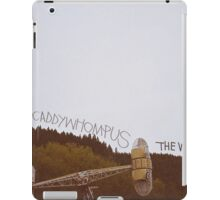 Caddywhompus - The Weight iPad Case/Skin