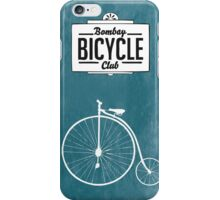 Bombay Bicycle Club iPhone Case/Skin