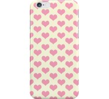 The Heart Is With You iPhone Case/Skin