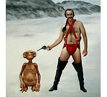 Zardoz is pleased Photographic Print