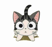 cute kitten by rachelclarke123