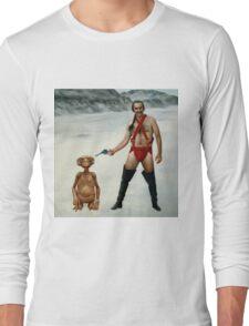 Zardoz is pleased Long Sleeve T-Shirt
