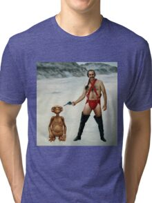 Zardoz is pleased Tri-blend T-Shirt
