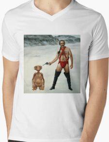 Zardoz is pleased Mens V-Neck T-Shirt