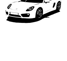 Porsche Cayman 2014 by garts