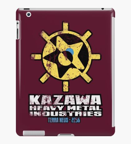 Kazawa Industries iPad Case/Skin