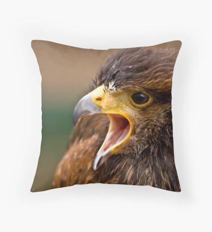 ARGH! Throw Pillow