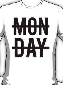 Niall Horan Monday Design T-Shirt