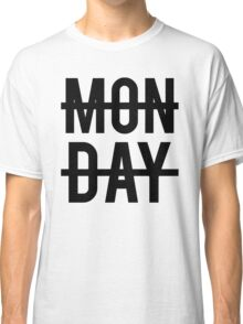Niall Horan Monday Design Classic T-Shirt