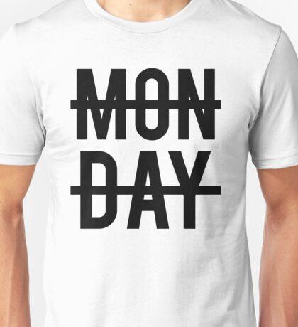 Niall Horan Monday Design Unisex T-Shirt