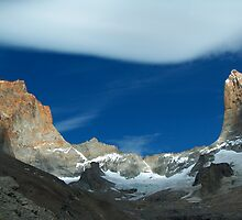 Chilean moutains by mumuasia