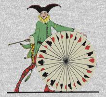 The Joker of The Wheel Kids Tee