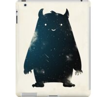 Mr. Cosmos (Color Version) iPad Case/Skin