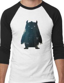 Mr. Cosmos (Color Version) Men's Baseball ¾ T-Shirt
