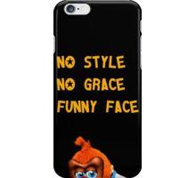 Lanky Kong iPhone Case/Skin