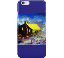 The Cabin 1.0 iPhone Case/Skin