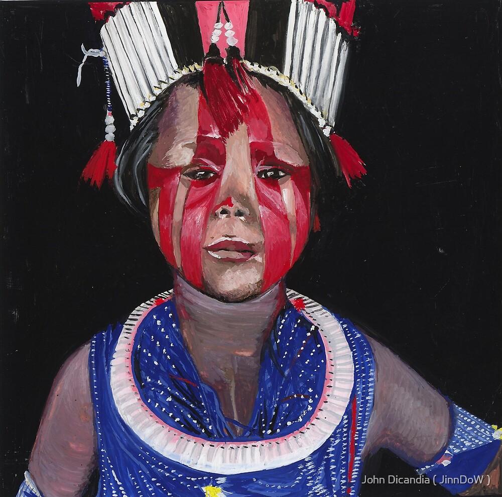 THE INCA BOY by John D  JinnDoW